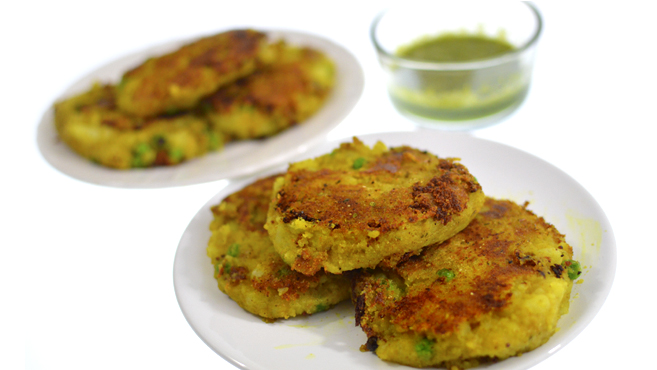 Potato Patties/Samosa Cakes - Egg Free & Dairy Free - Rich Bitch Cooking Blog