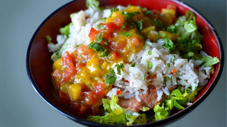 Better Than Chipotle! My Veggie Bowl (Vegan) Fat Free Optional Rich Bitch Cooking Blog