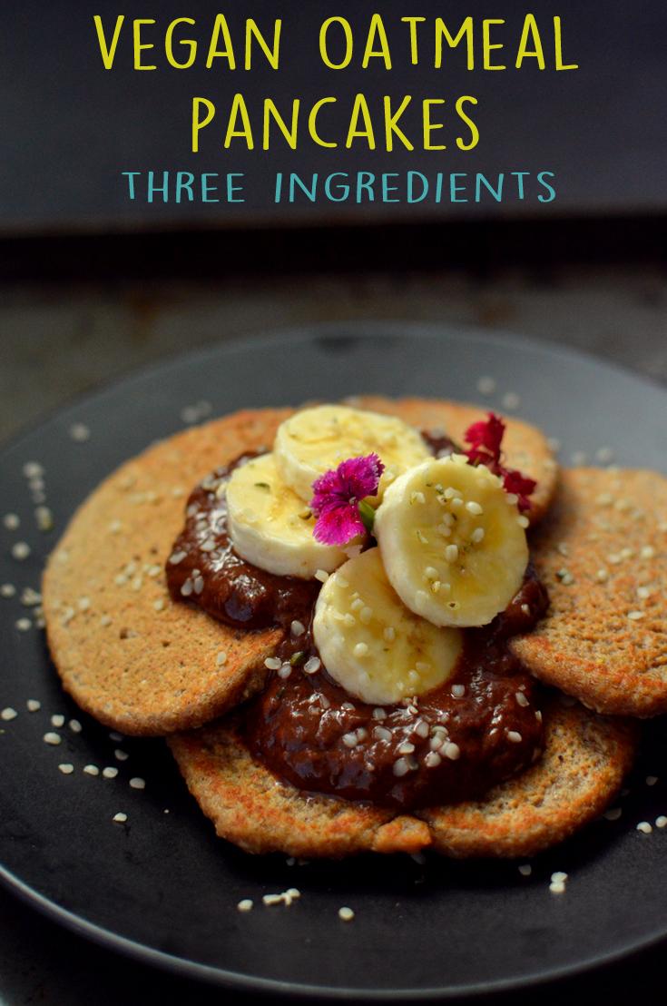 7 Vegan Oatmeal Recipes - More Than Breakfast - Rich Bitch Cooking Blog 1.jpg