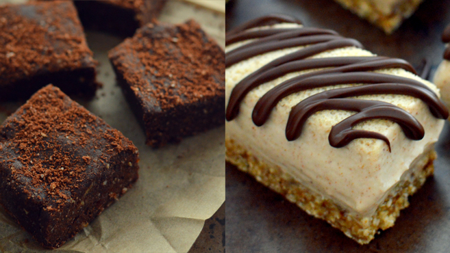 3 Vegan No Bake Desserts - Rich Bitch Cooking Blog