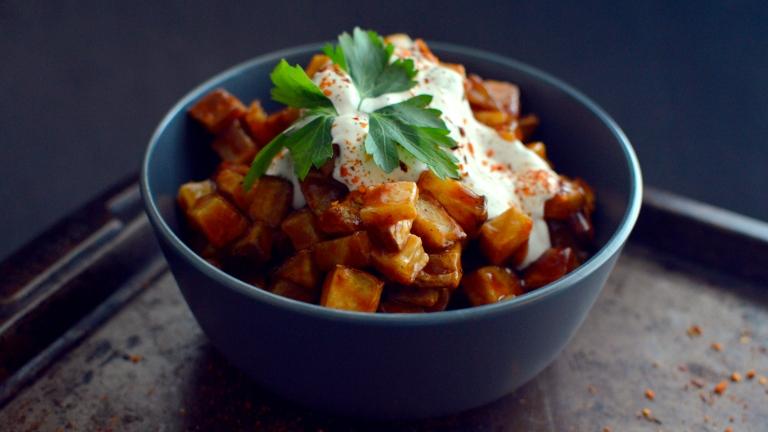 Vegan BBQ Potatoes - Sweet + Smokey - Vegan What I Eat In A Day - Pizza (#14)
