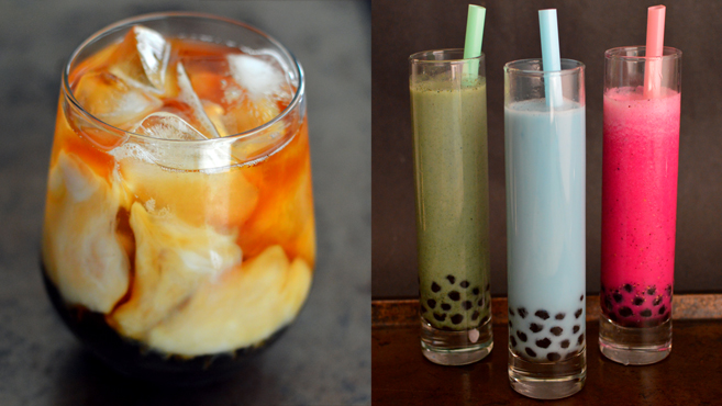 4 Vegan Bubble Teas (Boba) - Rich Bitch Cooking Blog