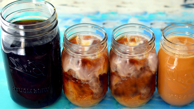 Vegan Cold Brew Coffee Meal Prep - 7 Days of Coffee - Rich Bitch Cooking Blog